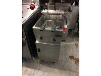Valentine EVO400 Free Standing Electric Fryer