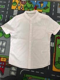 (New) Boys pink shirt 3-4