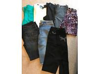 Trousers, Jeans and Shorts Bundle Size 12