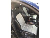 Audi A3 S-Line 2 litre 2008 plate full Audi service history, full leather interior