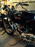 Norton cycle 6500$ commando 1973