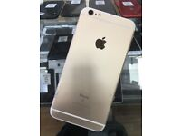 iPhone 6S 32gb Gold Unlocked with WARRANTY