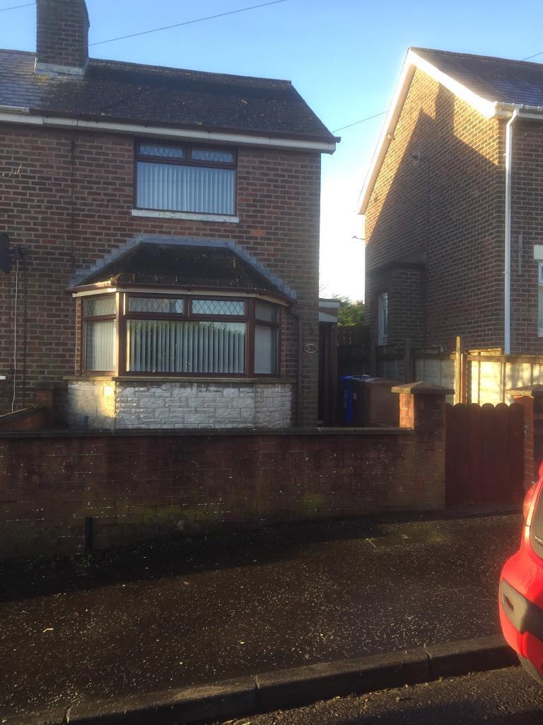 House to let. Prestwick park BT146PJ