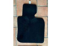 MINI F55 (5 Door) - Genuine MINI Velour Floor Mats Set Front + Rear In Anthracite