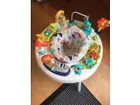 Fisher Price 2 in 1 Sit to Stand Activity Centre