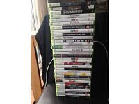 Xbox, ps1 and PS3 games