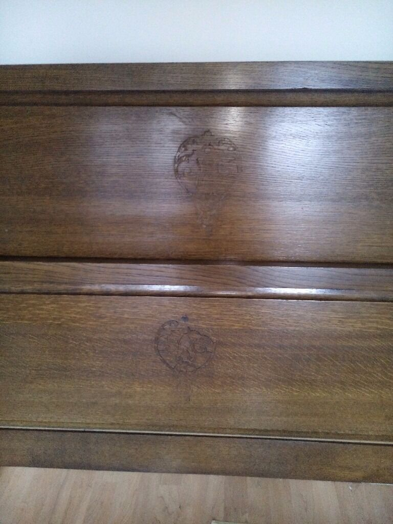 SHABBY CHIC Solid wooden headboardsin Alloa, ClackmannanshireGumtree - Shabby Chic chunky solid wooden headboard & footboard or 2 headboards Double bed size Really heavy & solid Perfect for shabby chic project £15 for both Kincardine