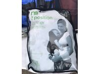 Mothercare 2 position baby carrier, from 3.5-10kg