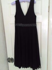 NEXT BLACK DRESS (size 14)