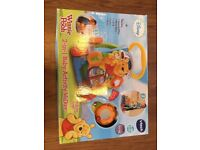Vetch Winnie the Pooh 2 in 1 baby Activity Walker
