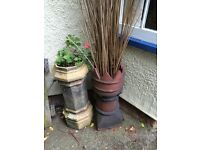 Reclaimed Chimney Pots - wonderful in the garden or on the roof!