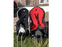 Bike seat Hamax. Excellent condition. All brackets available. Hardly used.