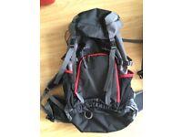 Large camping rucksack