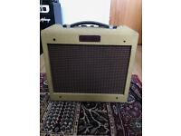 Rare 90's Fender Bronco guitar amp For SALE!