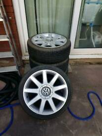 17 inch vw alloys