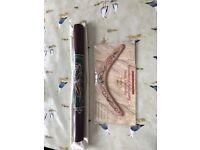 Genuine Australian Boomerang and didgeridoo