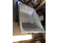 Whirlpool Twin Bathtub - never installed/used