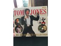 Tom Jones 'The 100 song 4CD Collection'