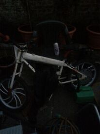 Bmx with engine project been sat only 10not Piaggio Honda Yamaha gilera Vespa Ktm mod made in Spain