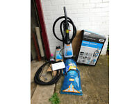 AS NEW - VAX Rapide Deluxe carpet washer