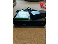 Xbox One 500mb with one game no controller
