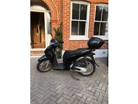 Great scooter, low mileage, good condition, top box included