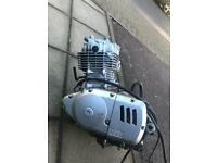 125cc Lexmoto Street Engine