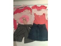 Girls Bundle Age 4-6 Years 104cm - 116cm. 13 Items £15.00. Great Condition.