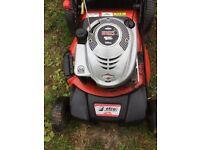 Lawn mower efco