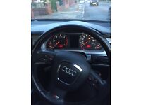 Audi A6 for sale, see pictures for full spec, new car bought need quick turn around with sale