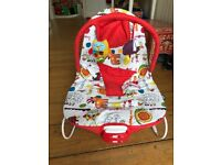 Mamas & Papas Tweet Baby Bouncer chair, excellent condition, smoke & pet free home. Works perfectly