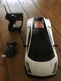 Maisto Lamborghini Gallardo Remote control