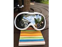 """Nevica"" mirrored lens ski goggles"