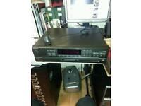 Technics 5 disc cd changer