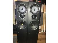 Kef Q series Q55 150w floor standing hifi Speakers 🔊