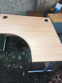 2 X Corner Office Desks