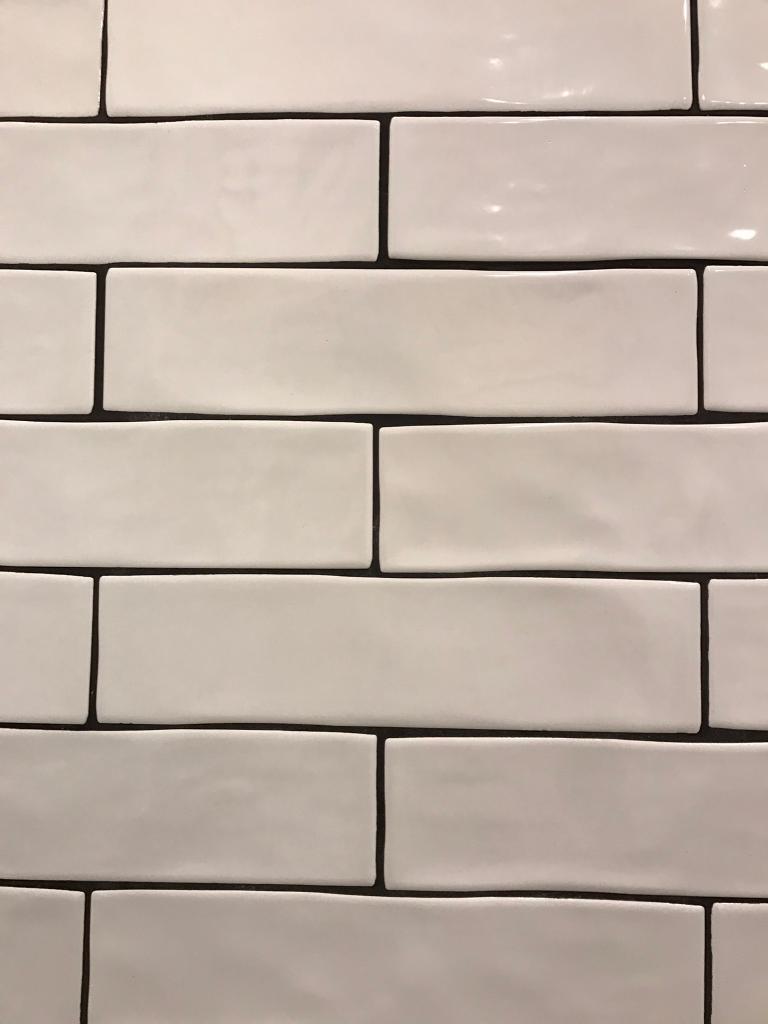 6 Bo Of Tiles Subway Underground White