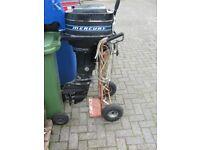 W.B.R Outboard Parts Mercury 20-25 hp 2 stroke parts