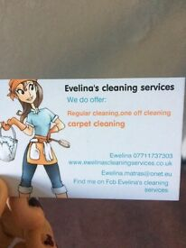 So you need a cleaners