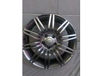 BMW 3 Series 19 x 9.5 inches for front 19 x 10 inches for rear