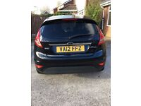 Ford Fiesta 2012 Titanium Econetic Diesel ZERO ROAD TAX very economical car excellent condition