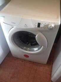 Hoover washing machine 7kg 1600