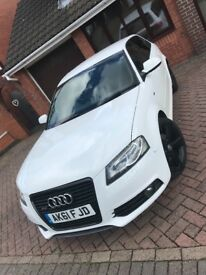 Audi A3 Black Edition! Fully Loaded