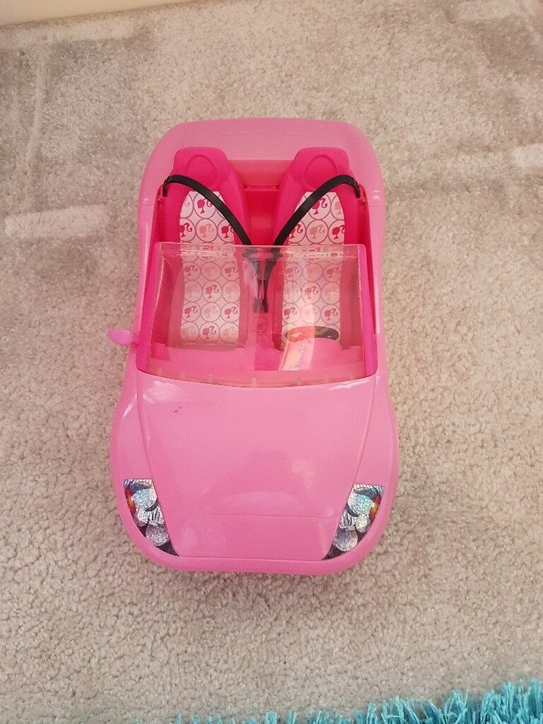 Barbie House Car Miscellaneous Dolls And Clothes