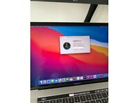 15inch 2016 Touch Bar MacBook Pro - BRAND NEW BATTERY - I7 - 16GB RAM - 512GB SSD - 1YR WARRANTY