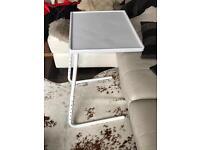 Foldable Sofa table