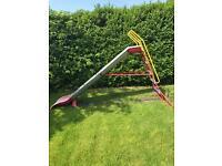 Slide 5 feet high