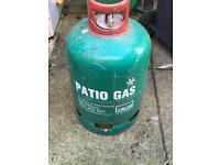 13kg Empty Gas Bottle