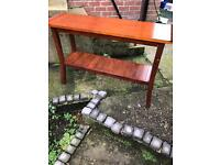 Console table, needs to go asap