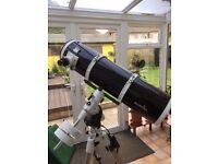 "SkyWatcher Explorer 200P 8""+ EQ-5 PRO Synscan GOTO Telescope"